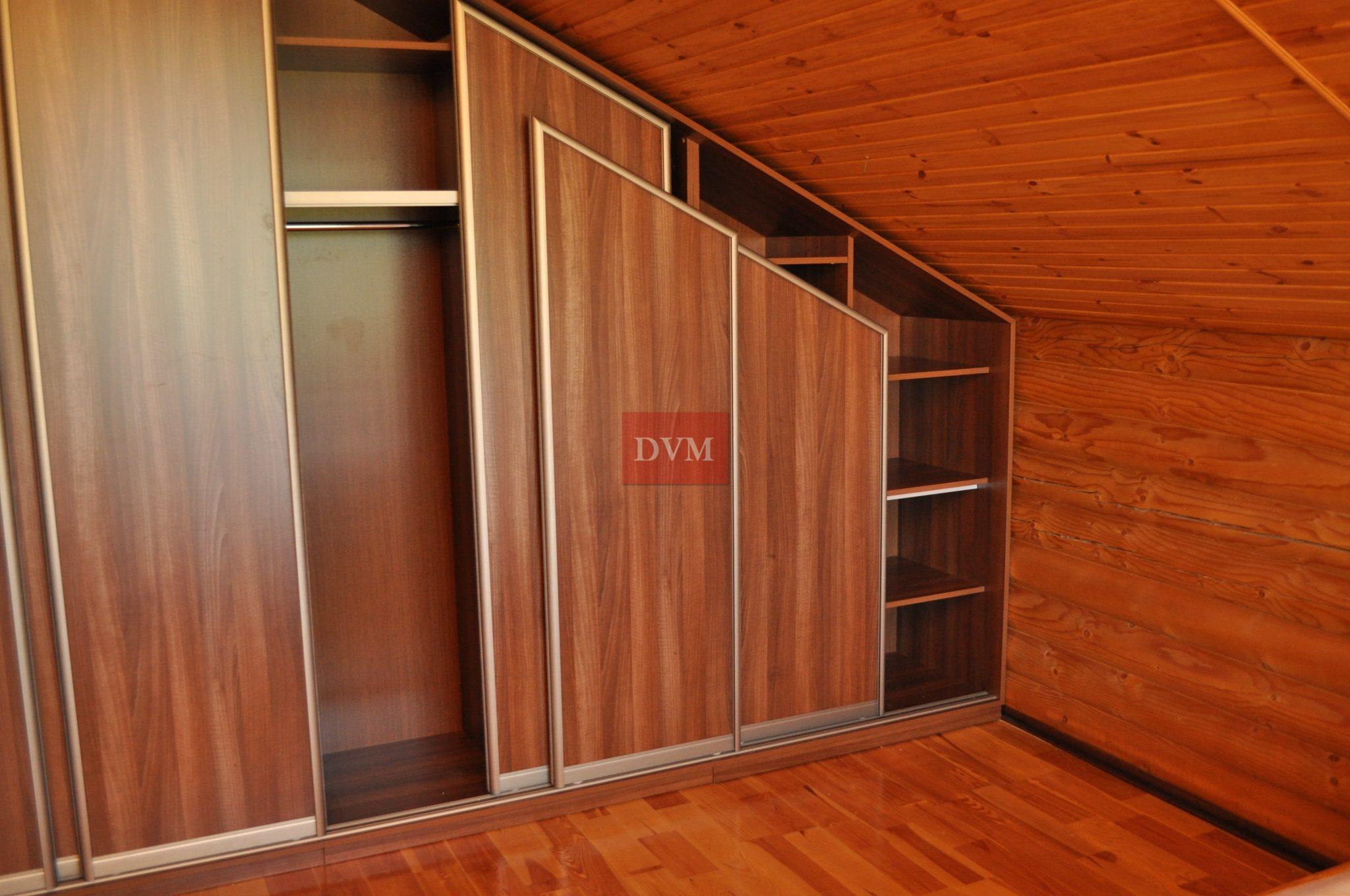 Деревянная мебель на заказ dvm interior.