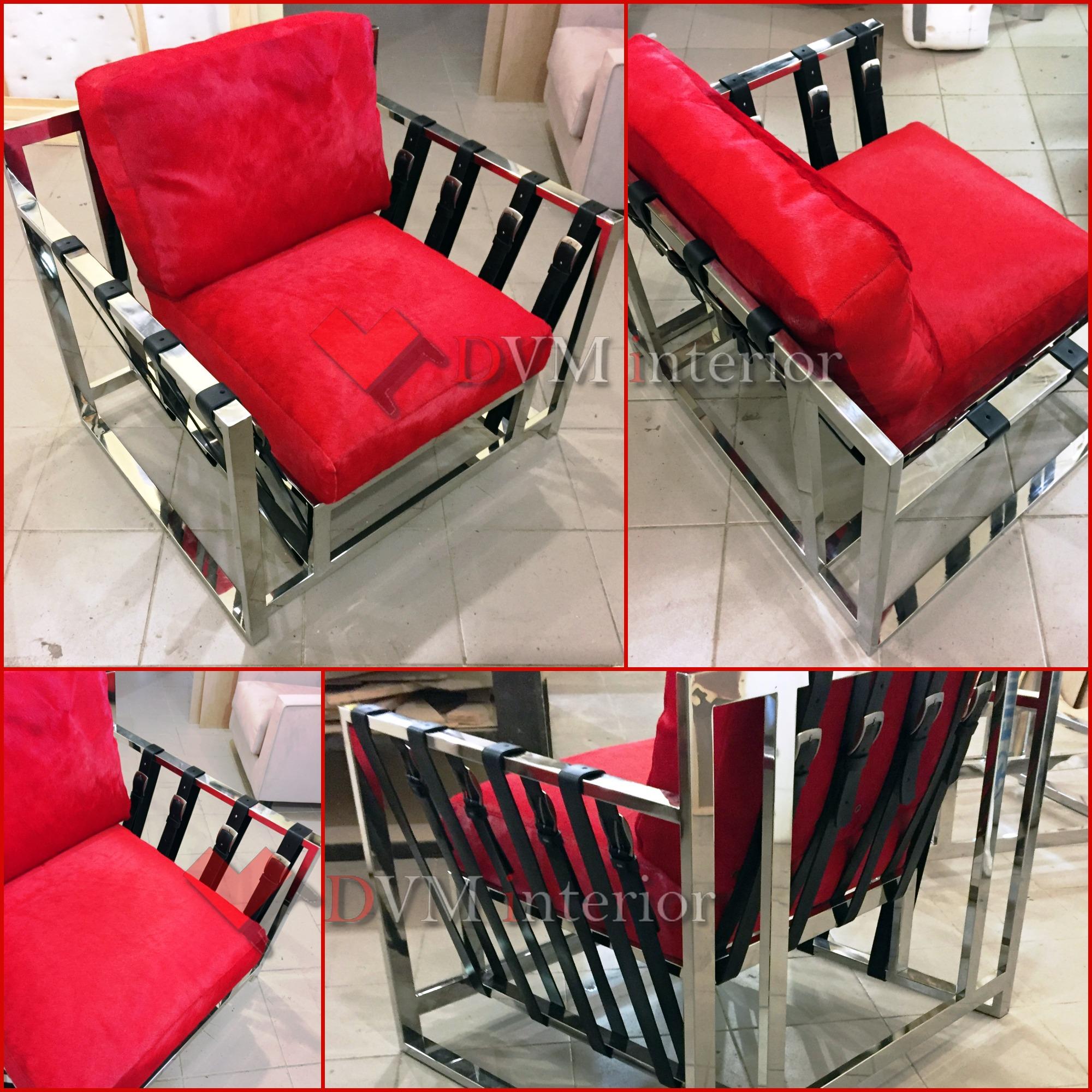 Kreslo krasnoe - Кресло красное