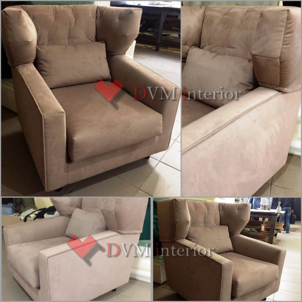 Kreslo seroe 1024x1024 - Фото мягкой мебели