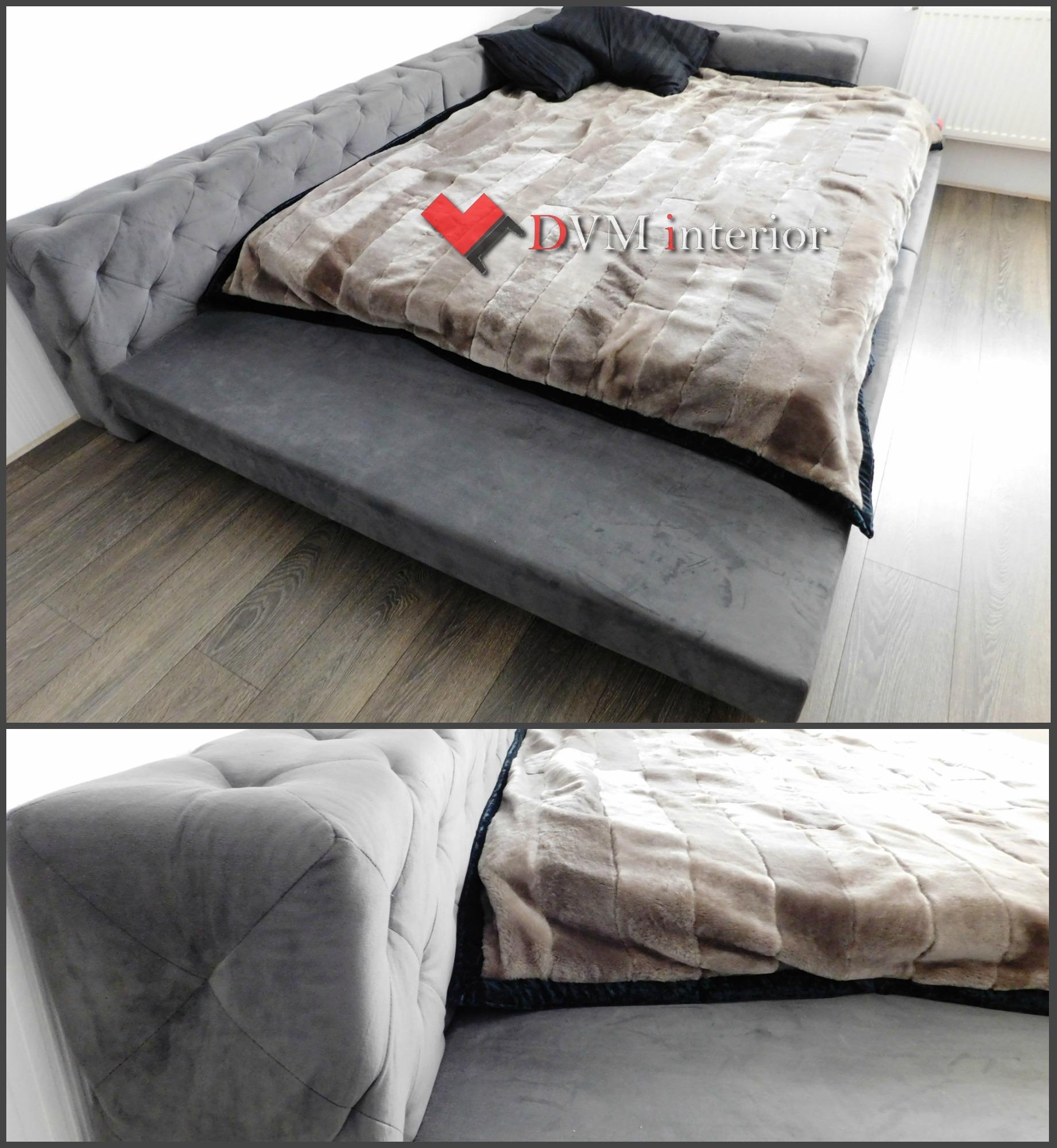 Krovat podium - Изготовление кроватей на заказ