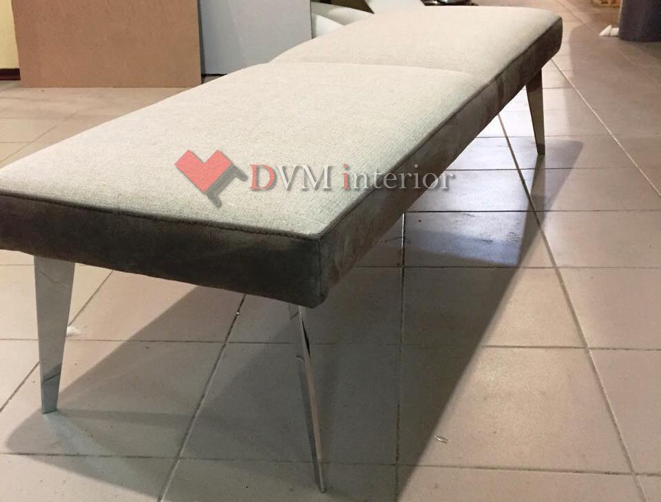 banketka myagkaya seraya - Фото мягкой мебели