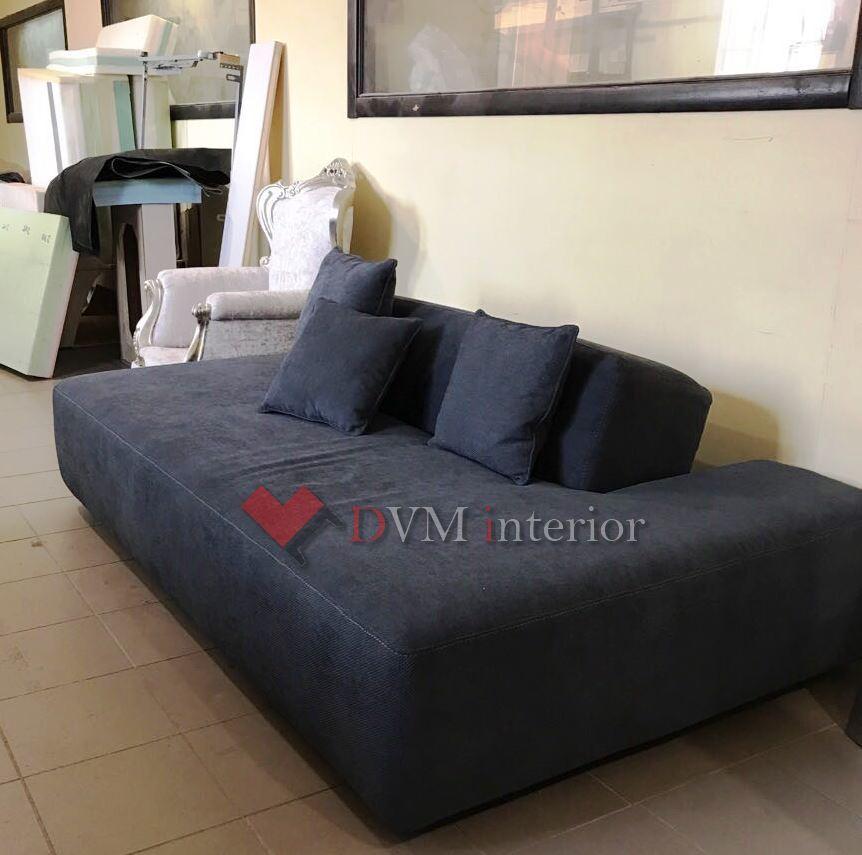 divan seryiy - Фото мягкой мебели