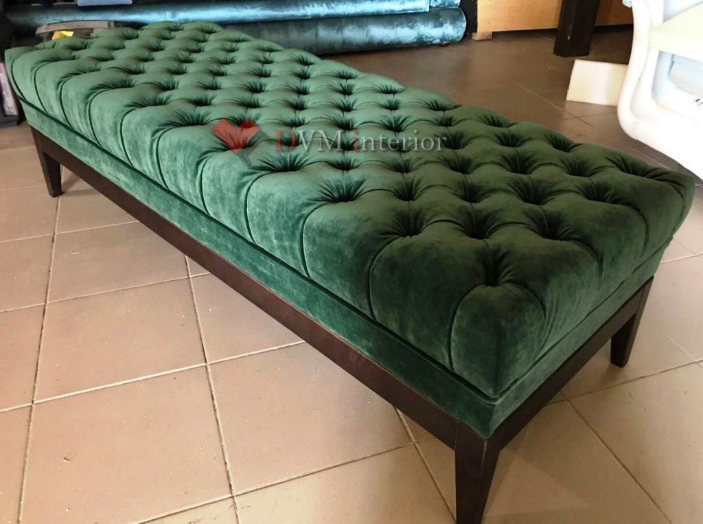pufik myagkiy zelenyiy 1024x763 - Фото мягкой мебели