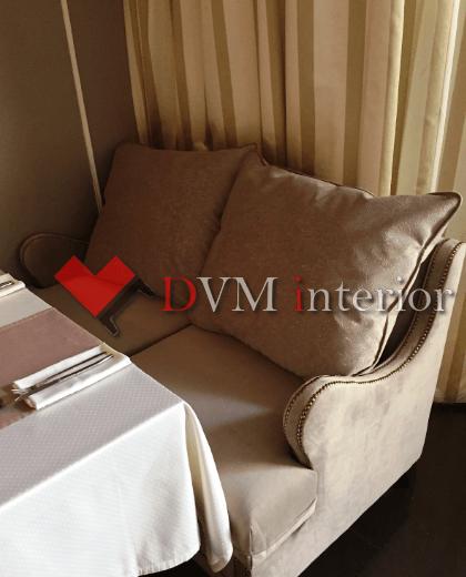 Мягкая мебель для кафе, баров и ресторанов